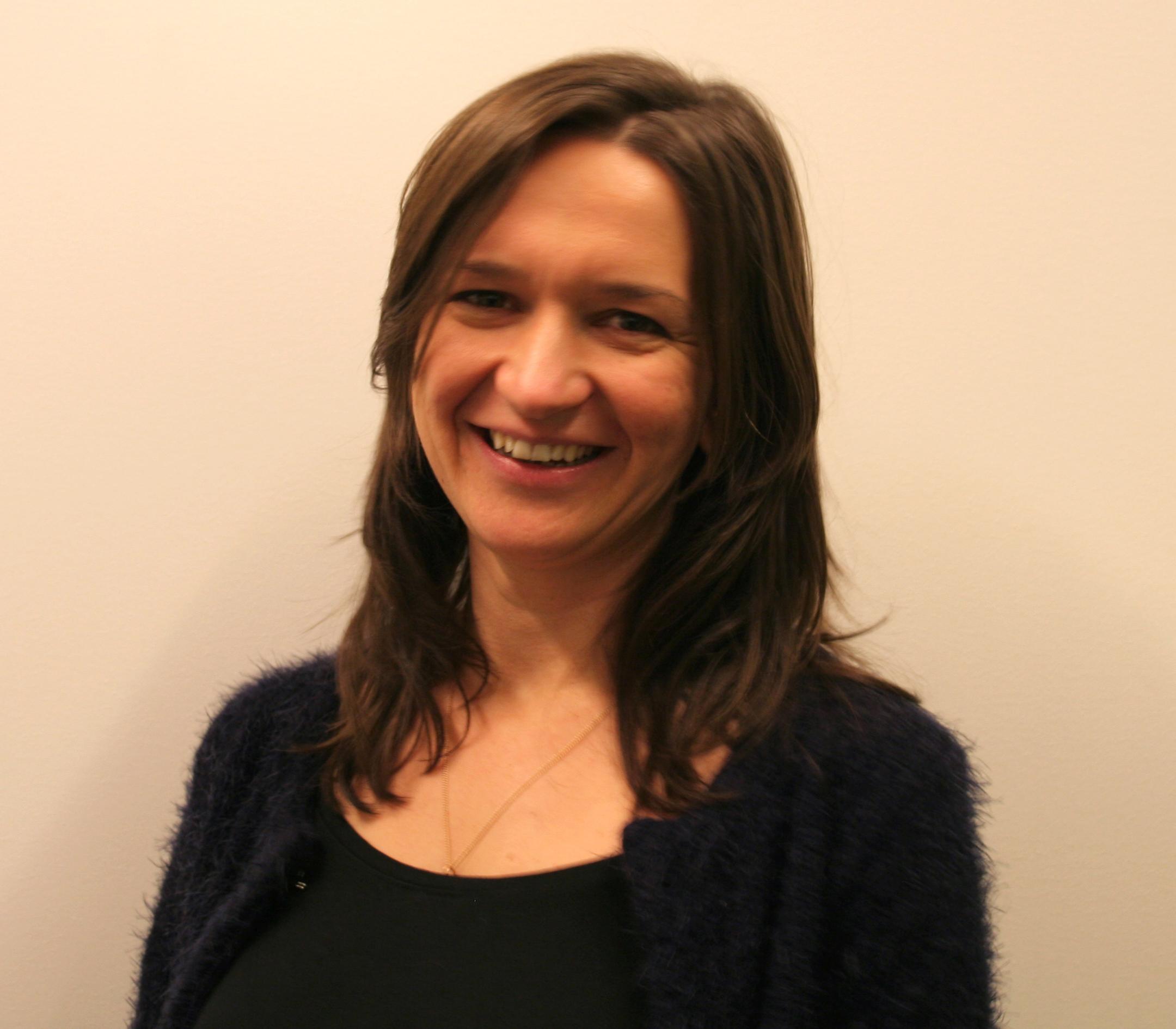 Nina van der Vaart - Project coordinator