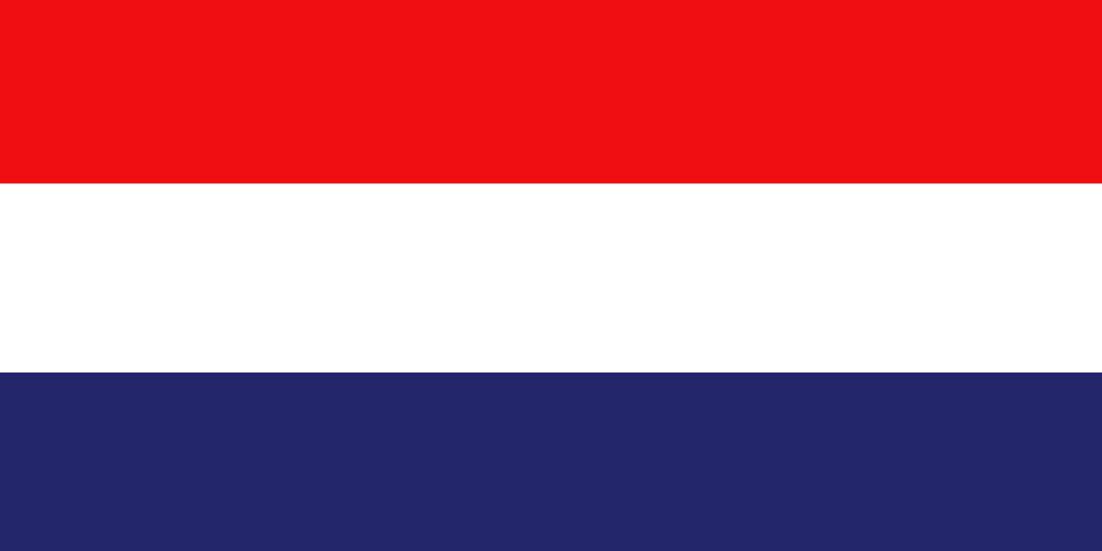 Dutch toolbox flag